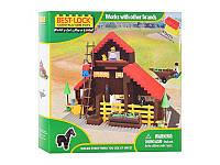 Детский конструктор Best-Lock 24040 Ферма, 240 дет