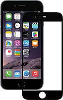 Защитное стекло Mocolo 2.5D Full Cover Tempered Glass iPhone 6/6s Plus Silk Black (PG233)