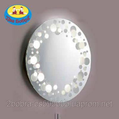 Овальное Зеркало Promiro Arielle, фото 2