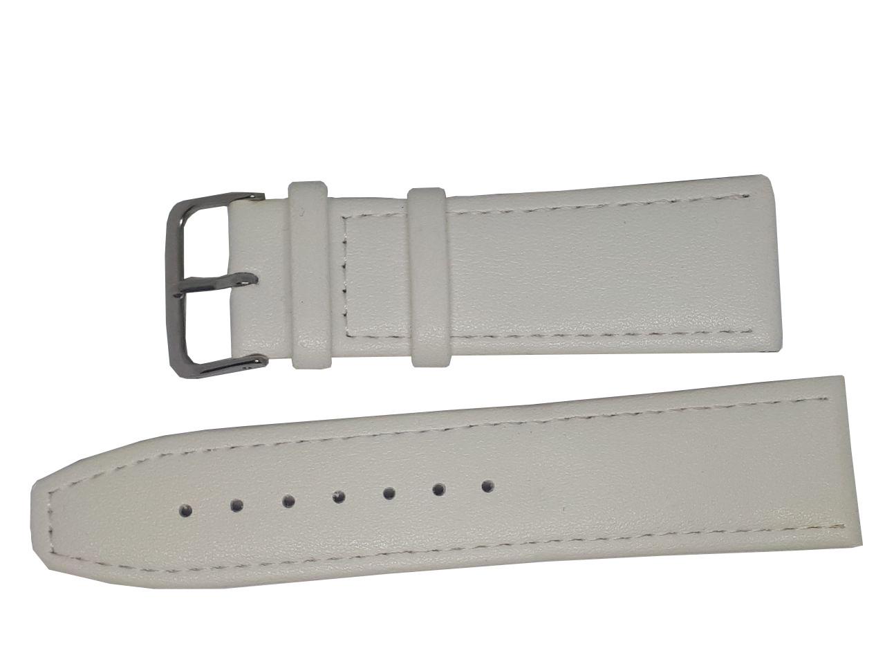 Ремешок для часов Perfect 24мм белый