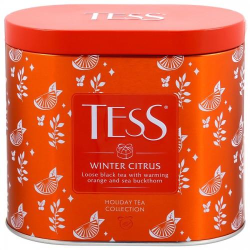Чай Tess Winter Citrus / Тесс Винтер Цитрус (100 г)