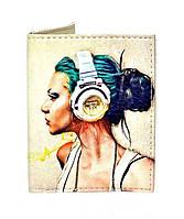 Обложка на ID паспорт Music