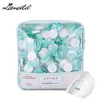 Набор прессованных косметических масок для лица Lameila. 100 шт