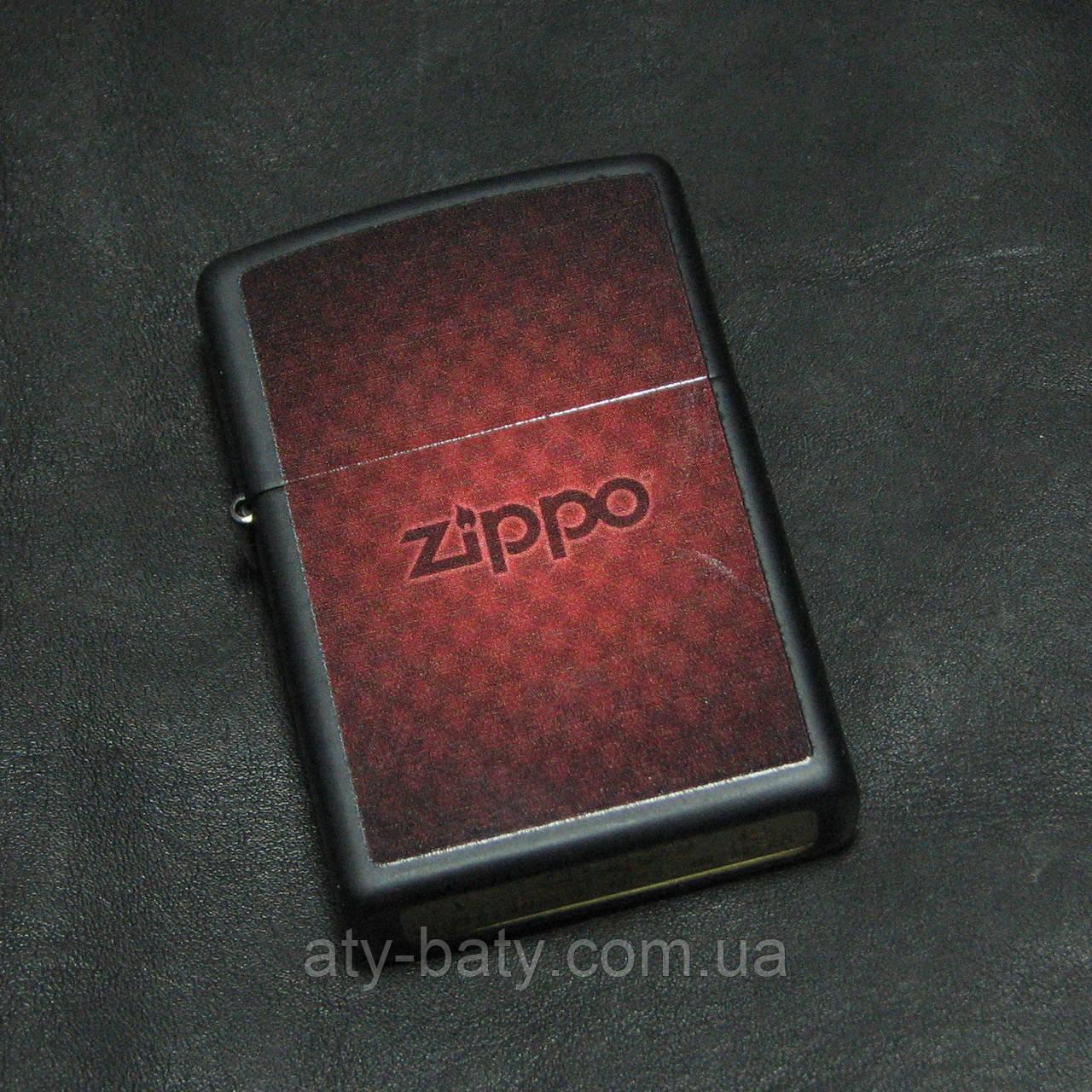 Зажигалка Zippo 218.901 Matte Black