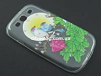 Чехол с рисунком для Samsung Galaxy S3 I9300i
