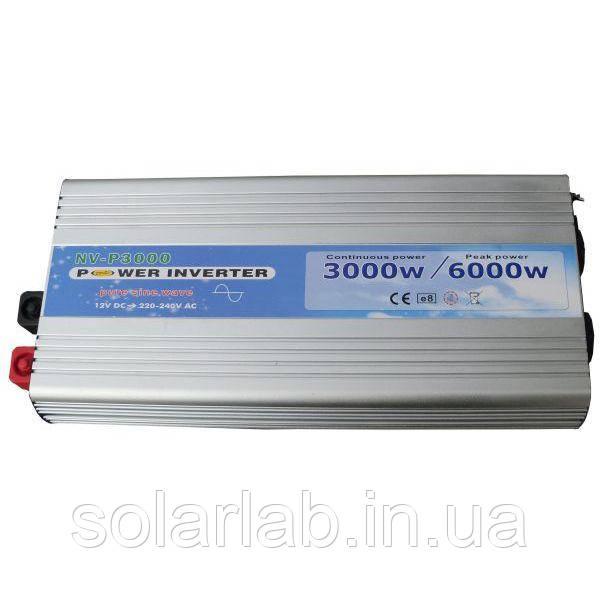 AXIOMA energy Инвертор NV-P 3000Вт/48В-220В, AXIOMA energy
