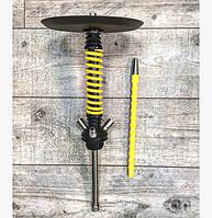 Кальян Mamay Custom v3 Coilovers мини, желто-черный