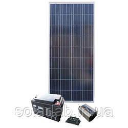 AXIOMA energy Автономная Солнечная электростанция - Дача 22/7кВт*ч в мес., AXIOMA energy