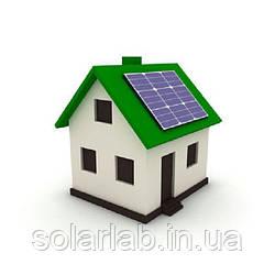 AXIOMA energy Автономная Солнечная электростанция - Дом 280/80кВт*ч в мес., AXIOMA energy