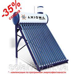 AXIOMA energy Тeрмoсифонный сoлнечный коллектор с напорным теплoобменникoм AXIOMA energy AX-20T