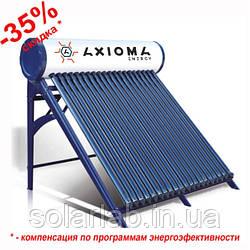 AXIOMA energy Термосифонный солнечный коллектор c напорным баком  AXIOMA energy AX-30D