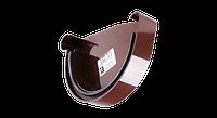 Водосточная система Profil 90/75 Заглушка желоба левая L
