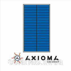 AXIOMA energy Солнечная батарея (панель) 30Вт, поликристаллическая AX-30P, AXIOMA energy