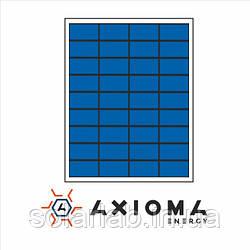 AXIOMA energy Солнечная батарея (панель) 20Вт, поликристаллическая AX-20P, AXIOMA energy