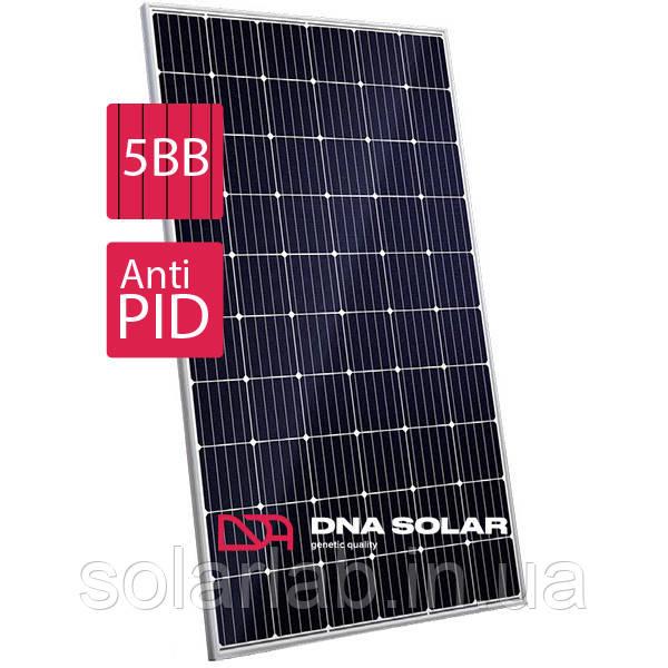 DNA SOLAR Солнечная батарея 315Вт моно, DNA60-5-315M, 5BB, DNA SOLAR