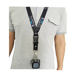 Шнурок, лента GoPro на шею для экшн камеры