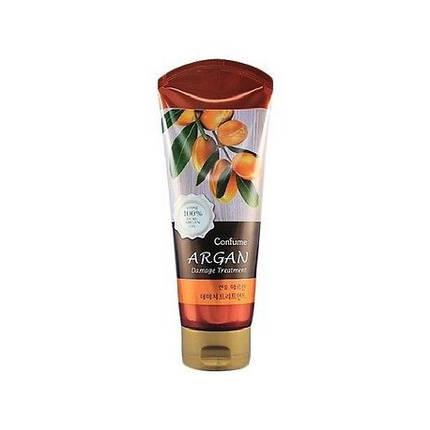Маска для волос с аргановым маслом Welcos Confume Argan Damage Treatment, 200 мл, фото 2