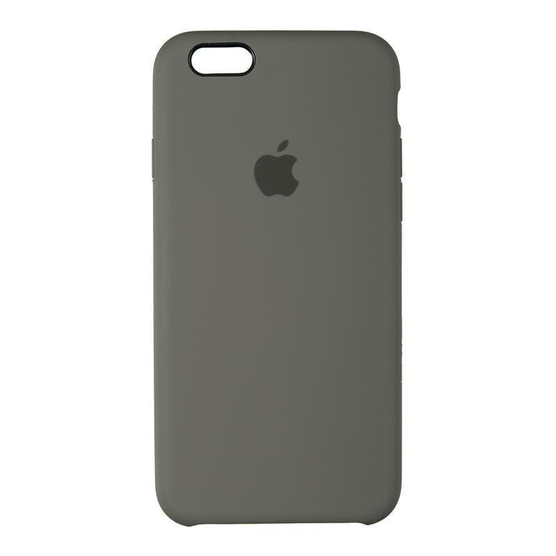 Чехол-накладка Pro Soft для телефона iPhone 5 Navi Grey (34)
