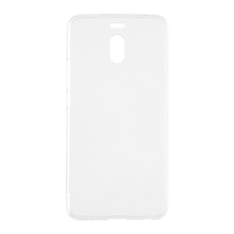 Ультра-тонкий чехол Air на телефон Xiaomi Redmi Note 5a Transparent