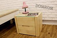 Как выбрать деревянную тумбочку в спальню?
