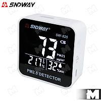 Цифровой анализатор качества воздуха SNDWAY SW-825