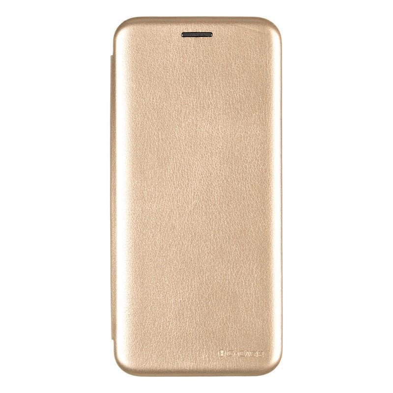 Чехол-книжка G-Case Ranger для Samsung G955 (S8 Plus) Gold