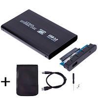Внешний 2.5 USB 3.0 SATA Карман жесткого диска (z01160)