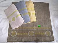 Полотенце лицевое махровое 50*100 см (от 8 шт) - 1008443826