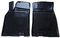 Передние автомобильные коврики для Renault Megane III хэтчбек (Рено Меган 3 хетчбэк) с 2010-