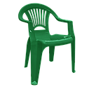Стол и стулья Зеленый (ЛУКВАД 3z), фото 2