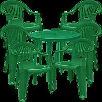 Мебель для отдыха Зеленый (ЛУКРУ 6z)