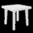 Уличные стол и стулья Белый (РЕКВАД 6b), фото 2
