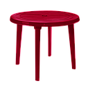 Набір пластикових меблів Алеана Різнобарвний (ЛУКРУ 4sv), фото 2