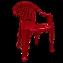 Набор мебели пластиковой Разноцветный (ЛУКВАД 4mixv), фото 3