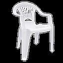 Набор мебели пластиковой Разноцветный (ЛУКВАД 4mixv), фото 4