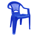 Набор мебели пластиковой Разноцветный (ЛУКВАД 4mixv), фото 5