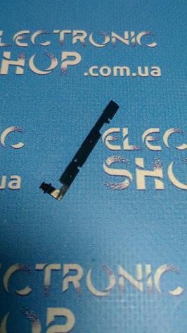 Шлейф кнопок Huawei g510 Original б.у, фото 2