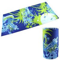 Бафф бандана-трансформер шарф из микрофибры пляж (z04589)