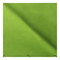 Ткань однотонная салатовая для штор ширина 280 см