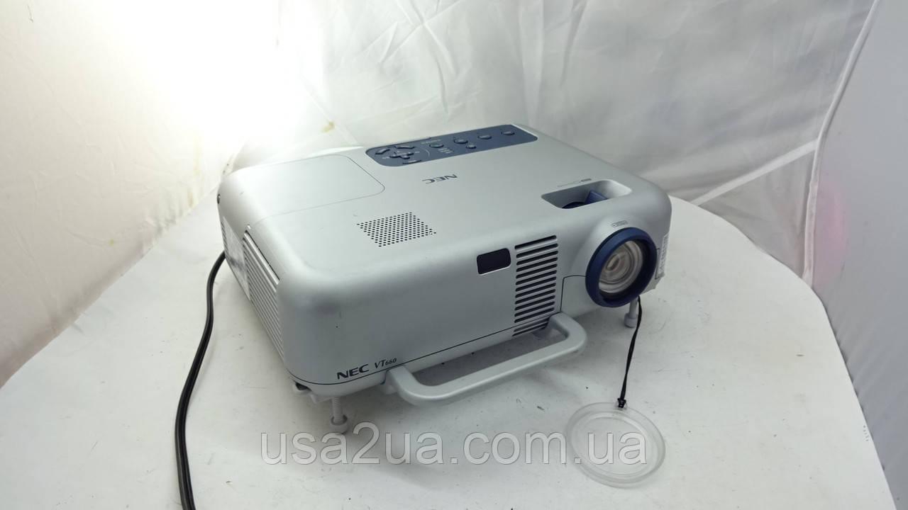 Проектор NEC VT660 1700 ANSI лм Кредит Гарантия Доставка