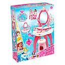 Туалетный столик с зеркалом и аксессуарами Принцесса Дисней Smoby 320222, фото 7
