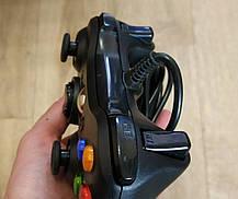 Джойстик 360 USB PC для ПК проводной 360 черный, фото 2