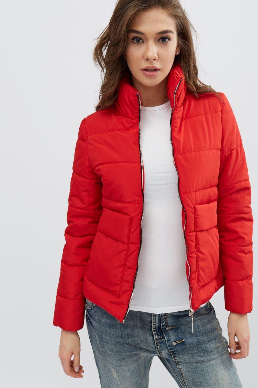 Демисезонная женская  курточка К 0035 с 01