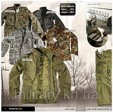 Куртка М65 з відстібною курткою