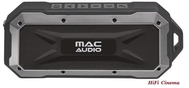 Mac Audio BT Wild 401 - front