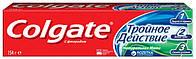 Колгейт Зубная паста COLGATE Тройное действие 100мл