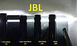 Тонировочная пленка 2% JBL Ultra Black ультра черная 75Х300, фото 2
