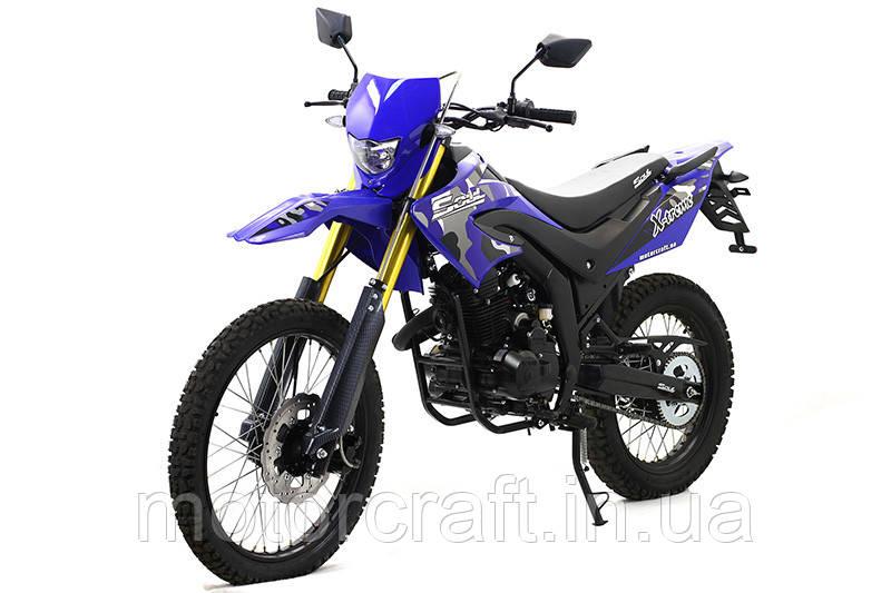 """Мотоцикл """"Soul"""" X-treme 200 cross - (200 куб.см.)"""