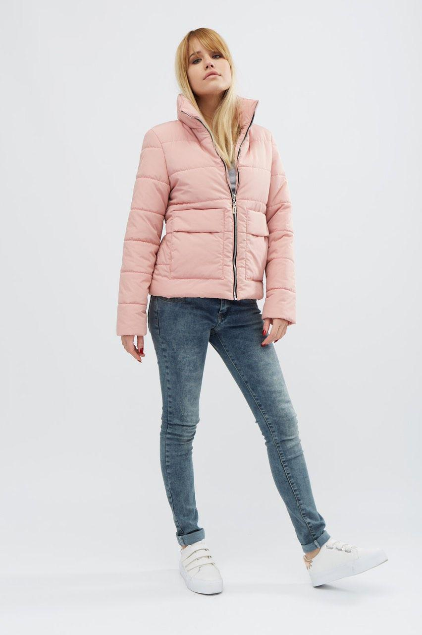 Демисезонная женская  курточка К 0035 с 03