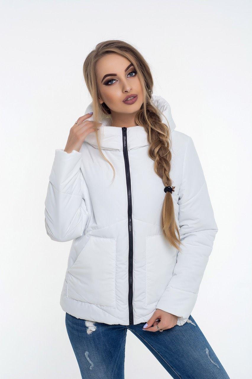 Демисезонная куртка К 0047 с 02